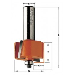 CMT - 835.317.11 - Rabbeting Router Bit, HW, 1-1/4 in