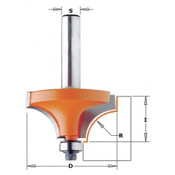 CMT - 839.317.11 - Beading Router Bit, HW, 1-1/4 in