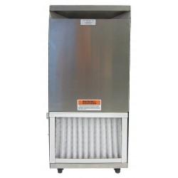 E. L. Foust - 400SS - Air Purifier, Room, SS, Incl UV Bulb