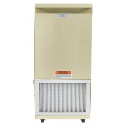 E. L. Foust - 400B - Air Purifier, Room, Beige, Incl UV Bulb