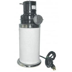E. L. Foust - 160DT - Air Purifier, Desktop, Black