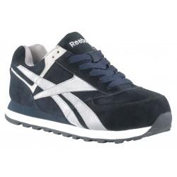 Reebok - RB1975-6M - Athletic Shoes, Steel Toe, Navy, 6, PR
