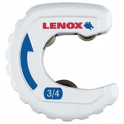 Lenox - 14831TS34 - 3-1/2L Manual Tubing Cutter, Cuts Copper