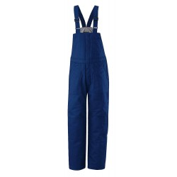 VF Corporation - BLC8RB RG 3XL - Royal Blue Bib Overalls, 88% Cotton / 12% Nylon, Fits Waist Size: 54-1/2, 31-1/2 Inseam, 43.3 cal.