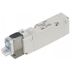 SMC - VQZ2251-5LO1 - 24VDC 5-Way, 2-Position Solenoid Air Control Valve