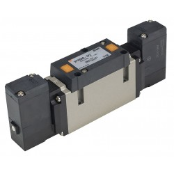 SMC - VFS3100-5FZ - 24VDC 5-Way, 2-Position Solenoid Air Control Valve