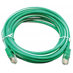 Industrial Scientific - 17113895 - Industrial Scientific 10' Cat5E Ethernet Cable For Use With DS2 Docking Station, ( Each )