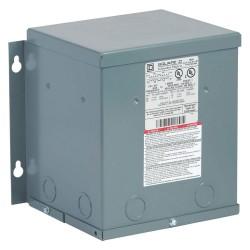Square D - 1.5S82F - 1.5kVA Buck Boost Transformer, 24/48VAC