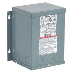 Square D - 1S82F - 1kVA Buck Boost Transformer, 24/48VAC