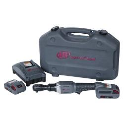 Ingersoll-Rand - R3130-K22 - Cordless Ratchet Kit, W/2Batt, 3/8 in, 20V