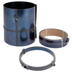 Lyon Workspace - TPB10-208 - Steel Coil, .010 x 2-1/2 x 50 Ft., 1095