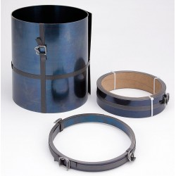 Lyon Workspace - TPB10-400 - Steel Coil, .010 x 4 x 25 Ft., 1095