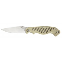 5.11 Tactical - 51080 - Tactical Folding Knife, Plain Blade Edge 3-3/4 Blade Length, Locking Blade: Liner Lock