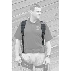 5.11 Tactical - 56105 - Brokos VTAC Harness, Blk, 500D Nylon