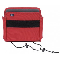 5.11 Tactical - 56875 - Turnout Pocket Organizer, Tactical, Red