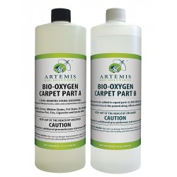Artemis BioSolutions - ABSCC040 - 4 x 1 qt. Carpet Cleaner, 2 PK