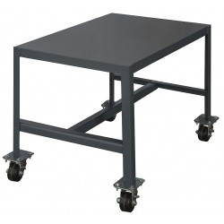 Durham - MTM243636-2K195 - Mobile Machine Table, 2000 lb. Load Capacity