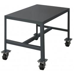 Durham - MTM244836-2K195 - Mobile Machine Table, 2000 lb. Load Capacity