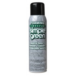Simple Green - 0610001219010 - Non-Solvent Cleaner/Degreaser, 20 oz. Aerosol Can