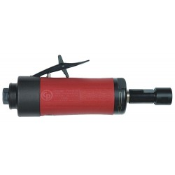 Chicago Pneumatic - CP3000-424R - Rear Exhaust Straight Air Die Grinder, 1/4 Collet, 24, 000 rpm Free Speed, 0.5 HP