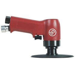 Chicago Pneumatic - CP3070-120G - 7 Industrial Duty Air Disc Sander with Trigger Throttle