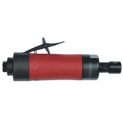 Chicago Pneumatic - CP3000-515R - Rear Exhaust Straight Air Die Grinder, 1/4 Collet, 15, 000 rpm Free Speed, 0.7 HP