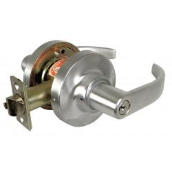 Alarm Lock - 295DB/26D - Lever Lockset, Mechanical, Classroom, Grd.1