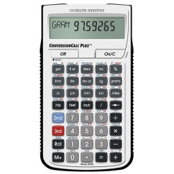 Calculated Industries - 8030 - Conversion Calculator Plus, Portable, LCD