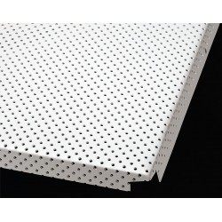 Armstrong Tools - 5965P4WH - Ceiling Tile Exit Panel, 24 Width, 24 Length, 18 ga. Electrogalvanized Steel