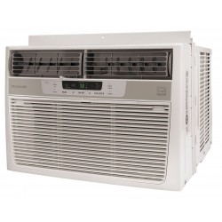 Frigidaire - FFRE12331 - 115 Window Air Conditioner, 12, 000 BtuH Cooling, Includes: Pleated Quick Mount Window Kit