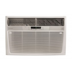 Frigidaire - FFRE22332 - 208/230 Window Air Conditioner, 21, 600/22, 000 BtuH Cooling, Gray, Includes: Pleated Quick Mount Wind