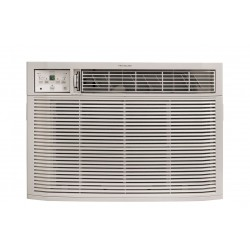 Frigidaire - FFRH18222 - 208/230V Electric Window Air Conditioner w/Heat, 18, 200/18, 500 BtuH Cooling, Includes: Pleated Quick