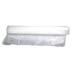 Air Systems - SVH-LF16 - 825 ft. Lay Flat Duct with 16 Dia., White; Use With 16 Fan And Blower