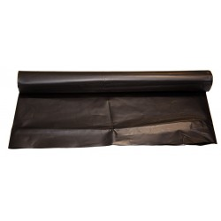 Air Systems - SVH-LF8C - 750 ft. Lay Flat Duct with 8 Dia., Black; Use With 8 Fan And Blower