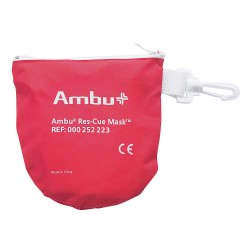 Ambu - 000 252 104 - CPR Protector Mask, Adult