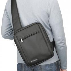 Kensington - K62571USA - Black, Manmade Fiber Tablet Bag, Fits iPads, Netbooks and Tablet PCs up to 10.2