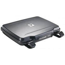Pelican - 1075CC - Black, ABS Hardback Tablet Case with Liner, Fits 10 Tablets and Netbooks
