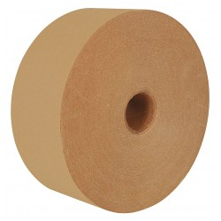 Intertape Polymer - K57266G - 600 ft. x 3 Kraft Paper Water-Activated Packaging Tape, Natural