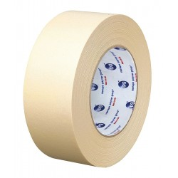 Intertape Polymer - PG500.13G - Masking Tape, 60 yd. x 2, Natural, 5.00 mil, Package Quantity 24