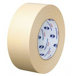 Intertape Polymer - PG505.121G - Masking Tape, 60 yd. x 1, Natural, 5.80 mil, Package Quantity 36