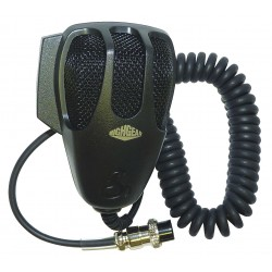 Cobra Electronics - HGM77 HIGHGEAR - Noise Canceling Microphone, 9 ft. Cord