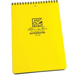 JL Darling - 169 - All Weather Notebook, 6 In x 9 In