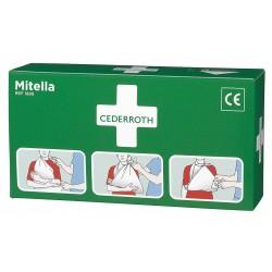 Medique - 1889 - Bandge, Gren, Cardboard, Box, 2-1/2 In L