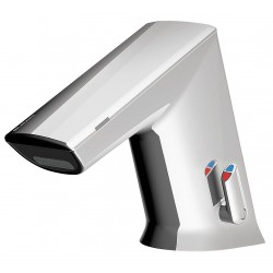 Sloan Valve - EFX350.502.0000 - Zinc Die Cast Bathroom Faucet, Sensor Handle Type, No. of Handles: 0