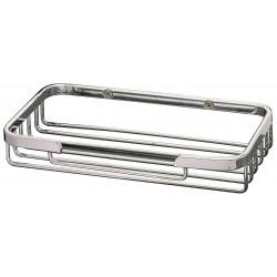 Taymor - 05-1083M - 4-1/4D x 6-1/4W x 1-5/8H Polished Brass Shower Basket