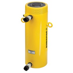 "Enerpac - RR10018 - 100 tons Double Acting Long Stroke Steel Hydraulic Cylinder, 18-1/8"" Stroke Length"