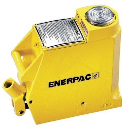 "Enerpac - JH506 - 5"" x 10-15/79"" Hydraulic Steel Bottle Jack with 50 tons Lifting Capacity"