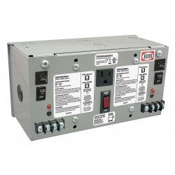 Functional Devices - PSH40A40AB10 - Class 2 Transformer, (2) 40 VA Rating, 120VAC Input Voltage, 24VAC Output Voltage