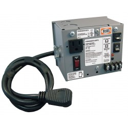 Functional Devices - PSH40AB10-EXT2 - Class 2 Transformer, 40 VA Rating, 120VAC Input Voltage, 24VAC Output Voltage