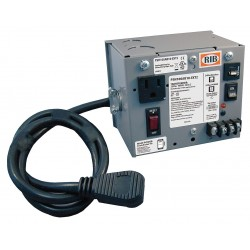 Functional Devices - PSH100AB10-EXT2 - Class 2 Transformer, 100 VA Rating, 120VAC Input Voltage, 24VAC Output Voltage